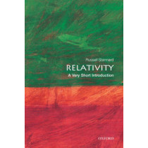 Relativity: A Very Short Introduction by Russell Stannard, 9780199236220