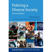 Policing a Diverse Society by Phil Clements, 9780199237753