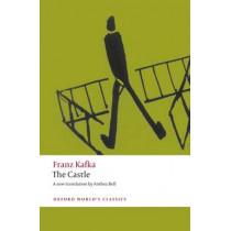 The Castle by Franz Kafka, 9780199238286
