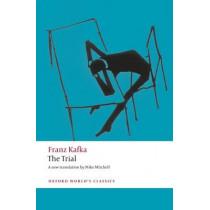 The Trial by Franz Kafka, 9780199238293