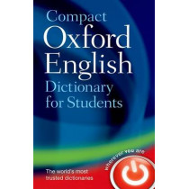 Compact Oxford English Dictionary for University and College Students by Oxford Dictionaries, 9780199296255