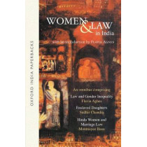 Women and Law in India by Flavia Agnes, 9780199467211