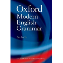 Oxford Modern English Grammar by Bas Aarts, 9780199533190