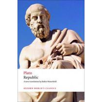 Republic by Plato, 9780199535767