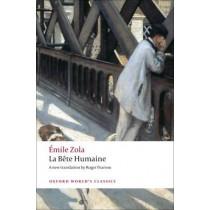 La Bete humaine by Emile Zola, 9780199538669