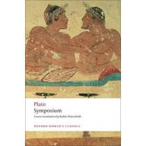 Symposium by Plato, 9780199540198