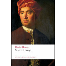 Selected Essays by David Hume, 9780199540303