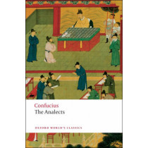 The Analects by Confucius, 9780199540617
