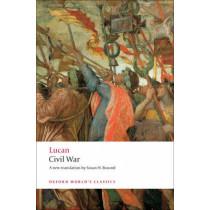 Civil War by Lucan, 9780199540686