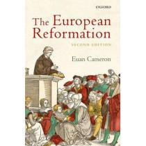 The European Reformation by Euan Cameron, 9780199547852