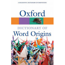 Oxford Dictionary of Word Origins by Julia Cresswell, 9780199547937