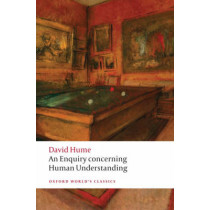 An Enquiry concerning Human Understanding by David Hume, 9780199549900