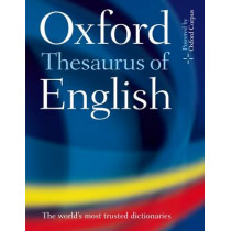 Oxford Thesaurus of English, 9780199560813