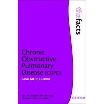 Chronic Obstructive Pulmonary Disease by Graeme P. Currie, 9780199563685