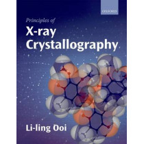 Principles of X-ray Crystallography by Li-ling Ooi, 9780199569045