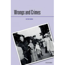 Wrongs and Crimes by Victor Tadros, 9780199571376