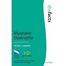 Myotonic Dystrophy by Peter S. Harper, 9780199571970