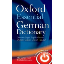 Oxford Essential German Dictionary, 9780199576395