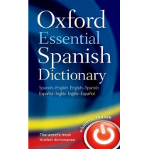 Oxford Essential Spanish Dictionary, 9780199576449