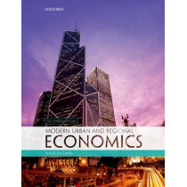 Modern Urban and Regional Economics by Philip McCann, 9780199582006