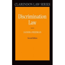 Discrimination Law by Sandra Fredman, 9780199584437