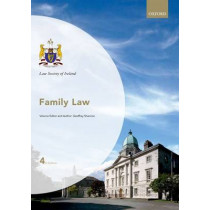 Family Law by Geoffrey Shannon, 9780199589067