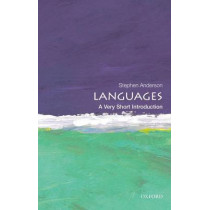 Languages: A Very Short Introduction by Stephen Anderson, 9780199590599