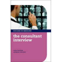 The Consultant Interview by Sara Watkin, 9780199594801