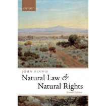 Natural Law and Natural Rights by John Finnis, 9780199599141