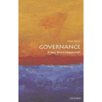 Governance: A Very Short Introduction by Mark Bevir, 9780199606412