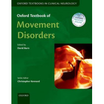 Oxford Textbook of Movement Disorders by David Burn, 9780199609536