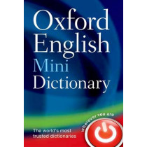 Oxford English Mini Dictionary by Oxford Dictionaries, 9780199640966