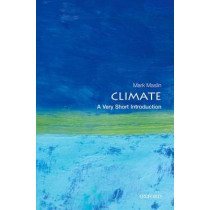 Climate: A Very Short Introduction by Mark A. Maslin, 9780199641130