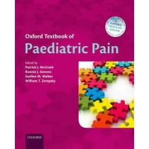 Oxford Textbook of Paediatric Pain by Patrick J. McGrath, 9780199642656