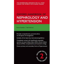 Oxford Handbook of Nephrology and Hypertension by Simon Steddon, 9780199651610