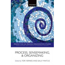 Process, Sensemaking, and Organizing by Tor Hernes, 9780199655564