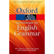 The Oxford Dictionary of English Grammar by Bas Aarts, 9780199658237