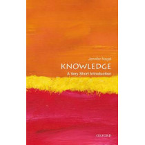 Knowledge: A Very Short Introduction by Jennifer Nagel, 9780199661268