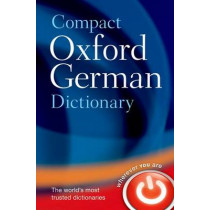 Compact Oxford German Dictionary, 9780199663125