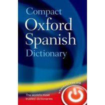 Compact Oxford Spanish Dictionary by Anon, 9780199663309