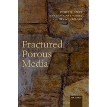 Fractured Porous Media by Pierre M. Adler, 9780199666515
