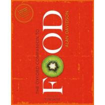 The Oxford Companion to Food by Alan Davidson, 9780199677337