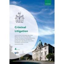 Criminal Litigation by Maura Butler, 9780199678662