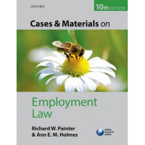 Cases and Materials on Employment Law by Richard Painter, 9780199679096