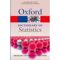 A Dictionary of Statistics 3e by Graham Upton, 9780199679188