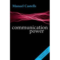 Communication Power by Manuel Castells, 9780199681938