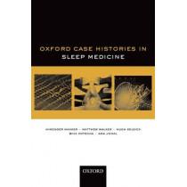 Oxford Case Histories in Sleep Medicine by Himender Makker, 9780199683956