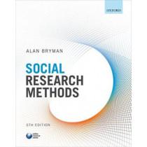 Social Research Methods by Alan Bryman, 9780199689453