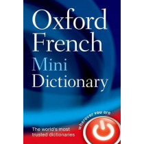 Oxford French Mini Dictionary by Oxford Dictionaries, 9780199692644