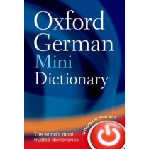 Oxford German Mini Dictionary, 9780199692668